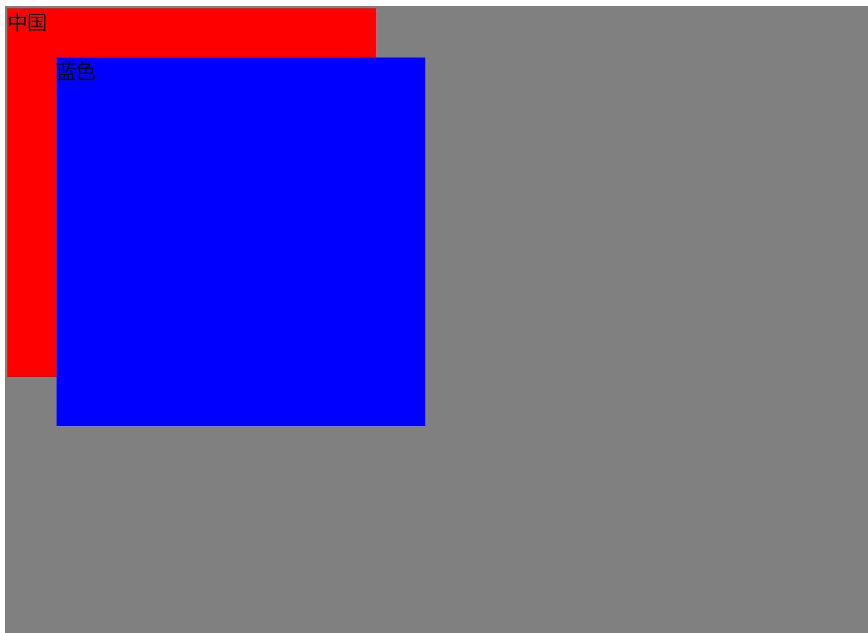 HTML5相对定位和绝对定位详解 HTML前端教程 第8张