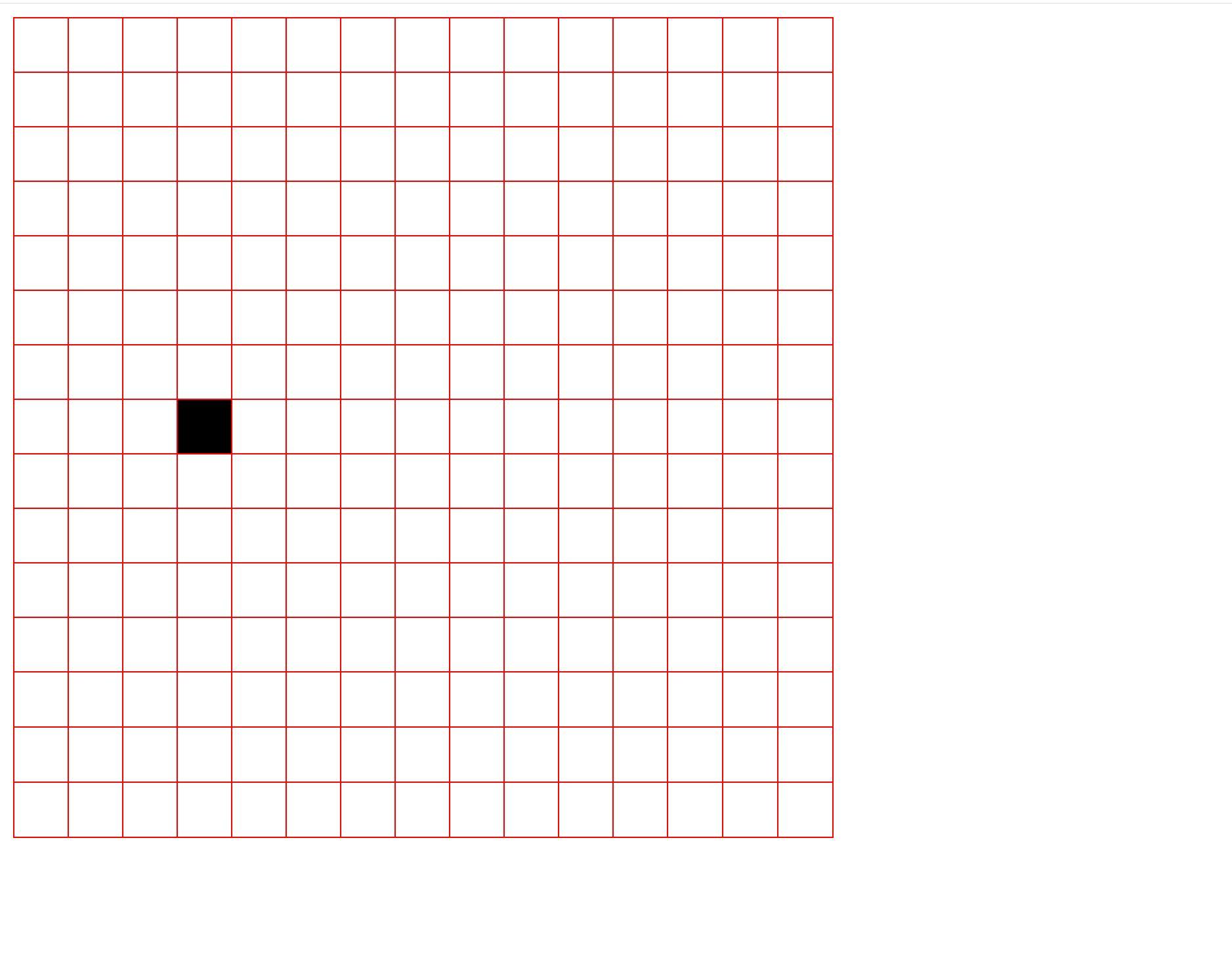 JQuery实现键盘移动键操作黑块移动 jQuery教程 第2张