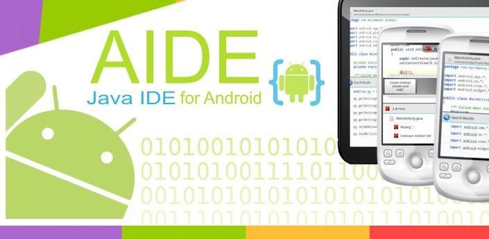 AIDE修改软件变横屏教程 前言