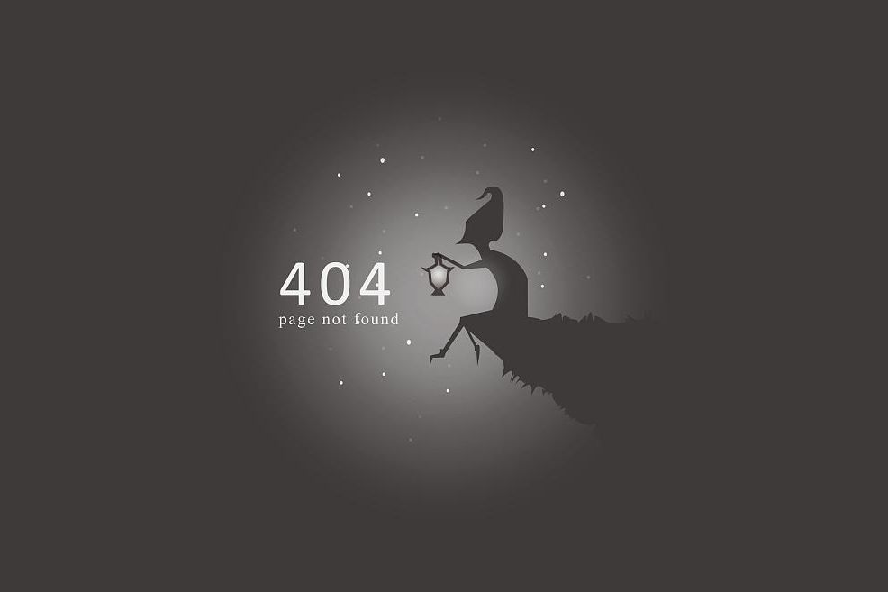 网站优化产生404页面后应该怎么正确处理
