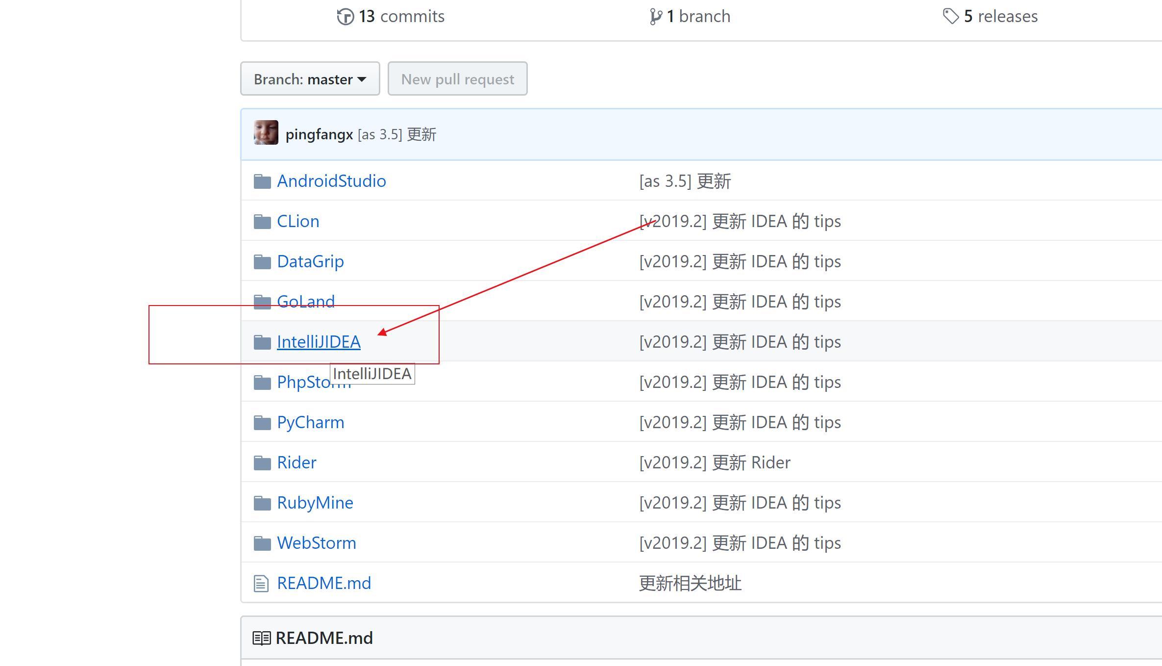 【IntelliJ IDEA】如何汉化成简体中文|目录