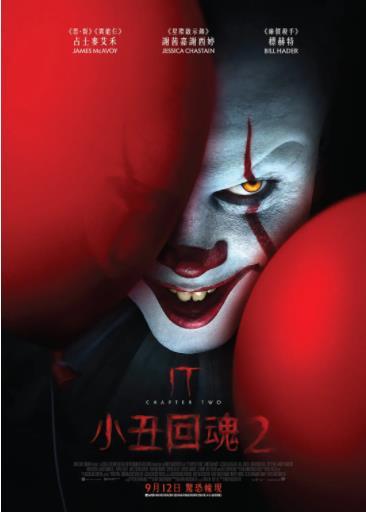 小丑回魂2HD1080P高清版在线免费播放