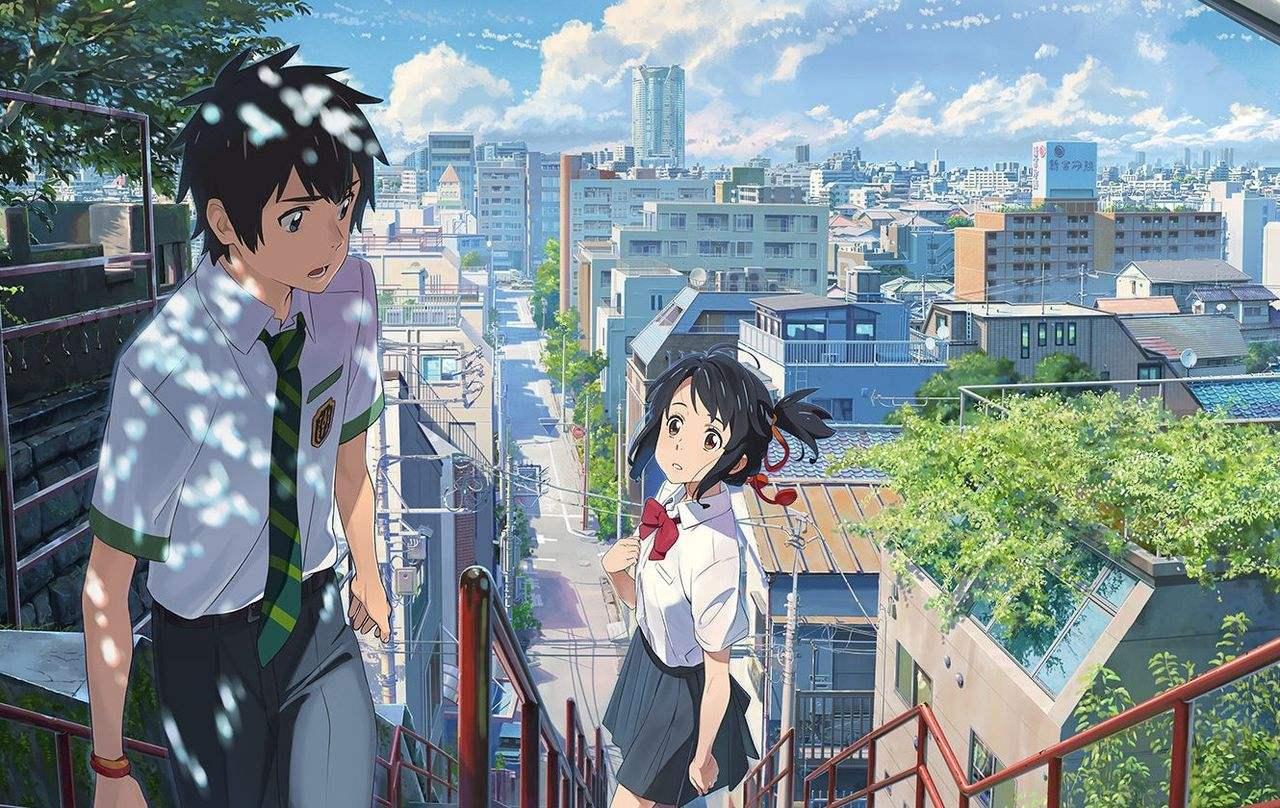 如果评价《你的名字》这个日本高分动漫?