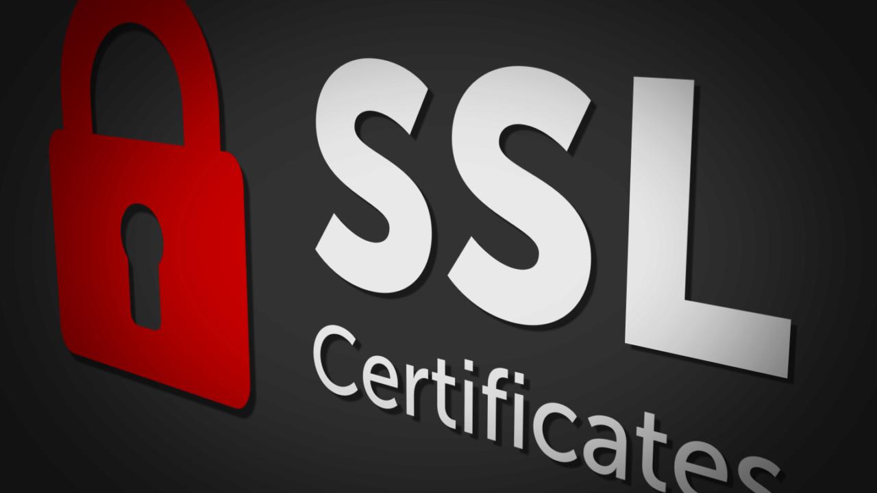 网站SSL证书哪家的比较好/可以免费使用