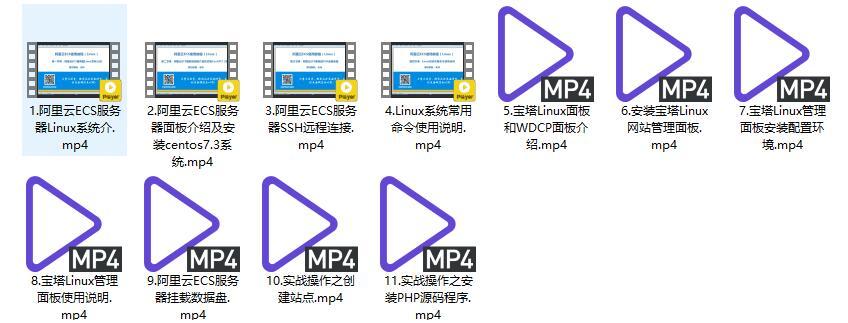 服务器Linux宝塔安装视频教程免费分享|前言