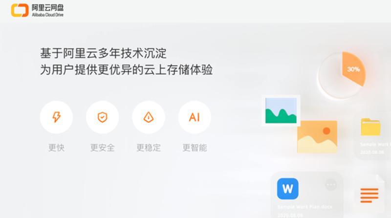 阿里云正式推出旗下网盘 附申请地址
