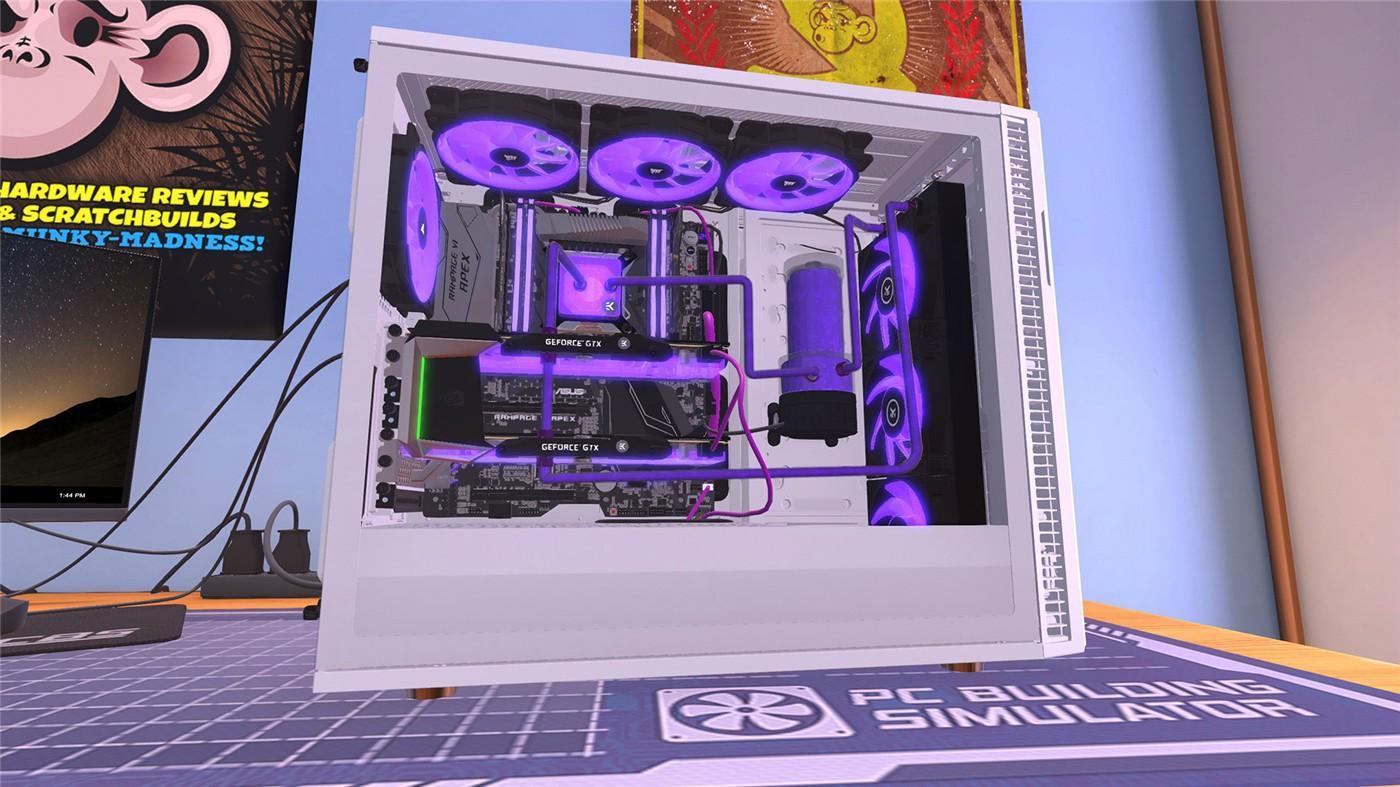 《电脑装机模拟器》v1.12豪华版